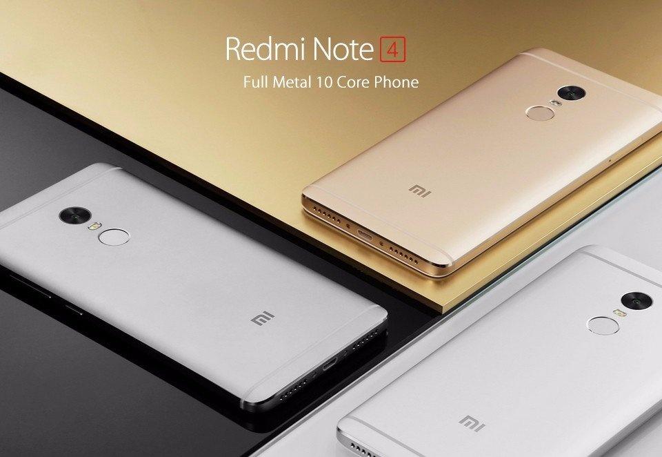 Инженерное меню Xiaomi Redmi 4 серии: 4x, Note и Pro