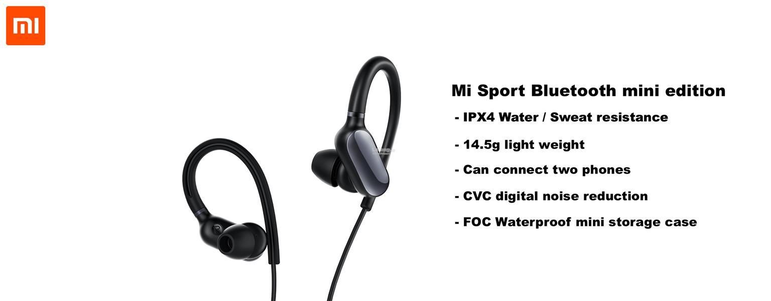 Xiaomi Mi Sport Bluetooth Headset Mini - обзор наушников 4c51ce5a1d603