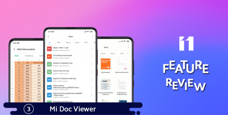 Mi Doc Viewer