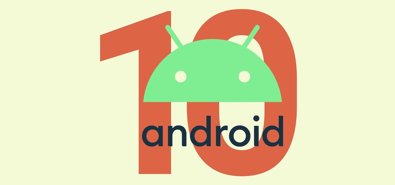 обновление Xiaomi Mi 8 до Android 10