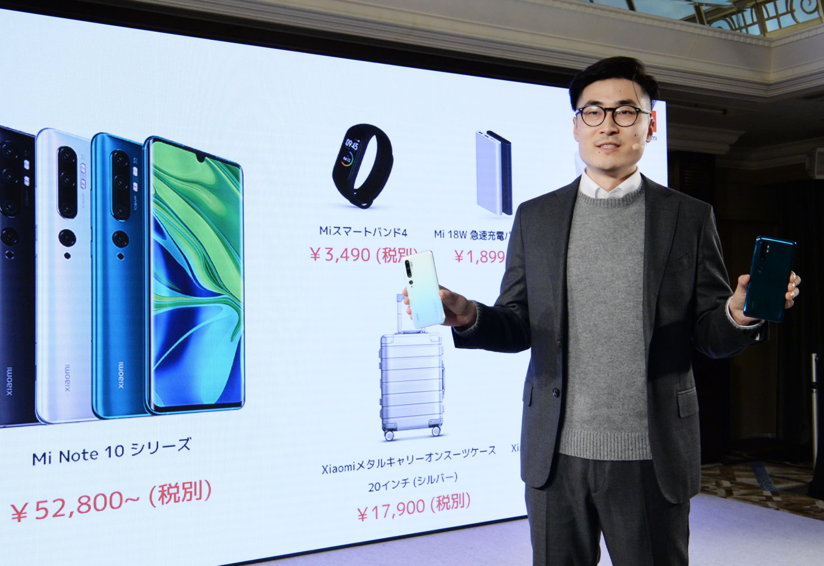 Xiaomi покоряет японский рынок