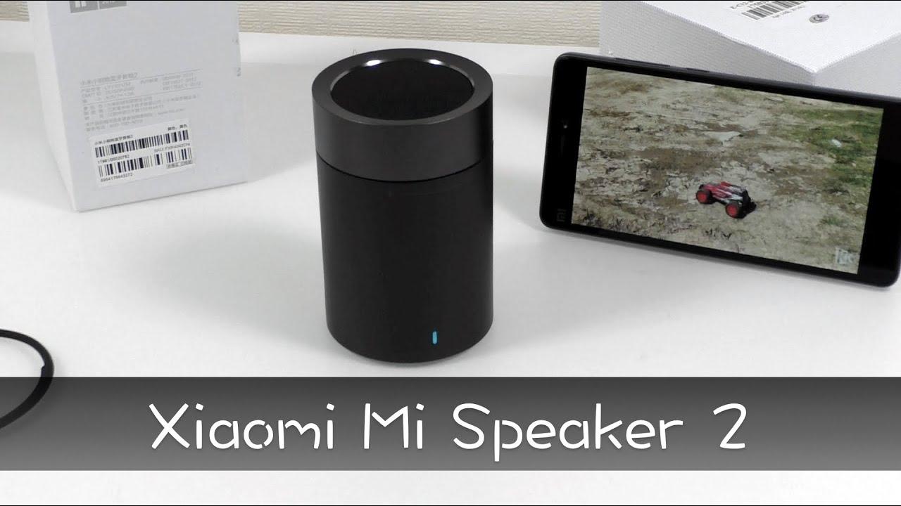 Обзор колонки Xiaomi Mi Speaker 2