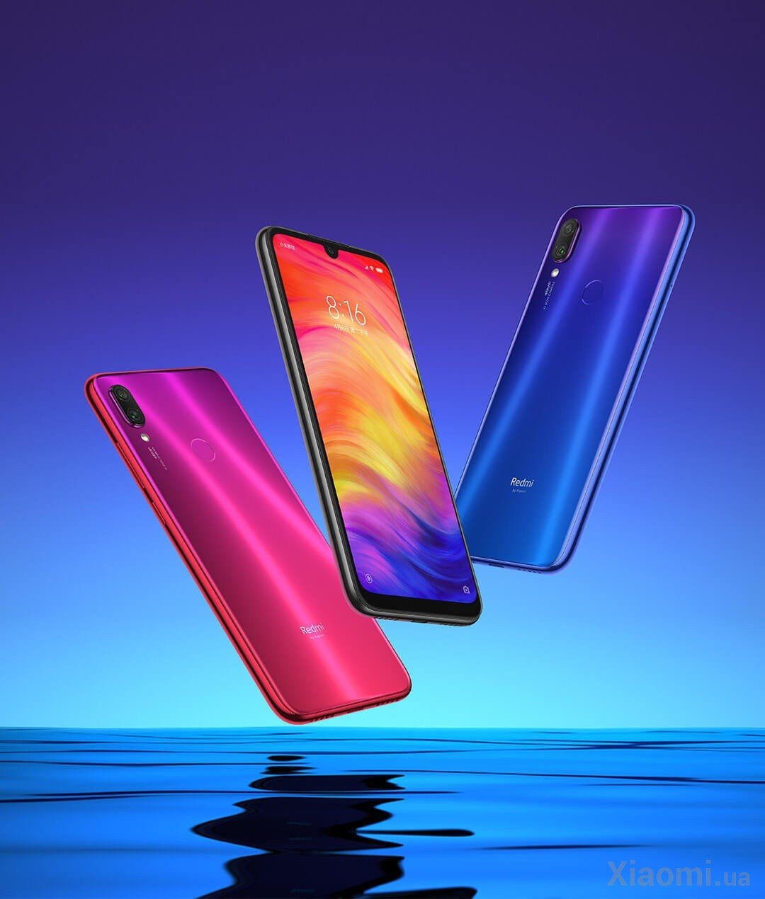 xiaomi redmi note 7 инструкция