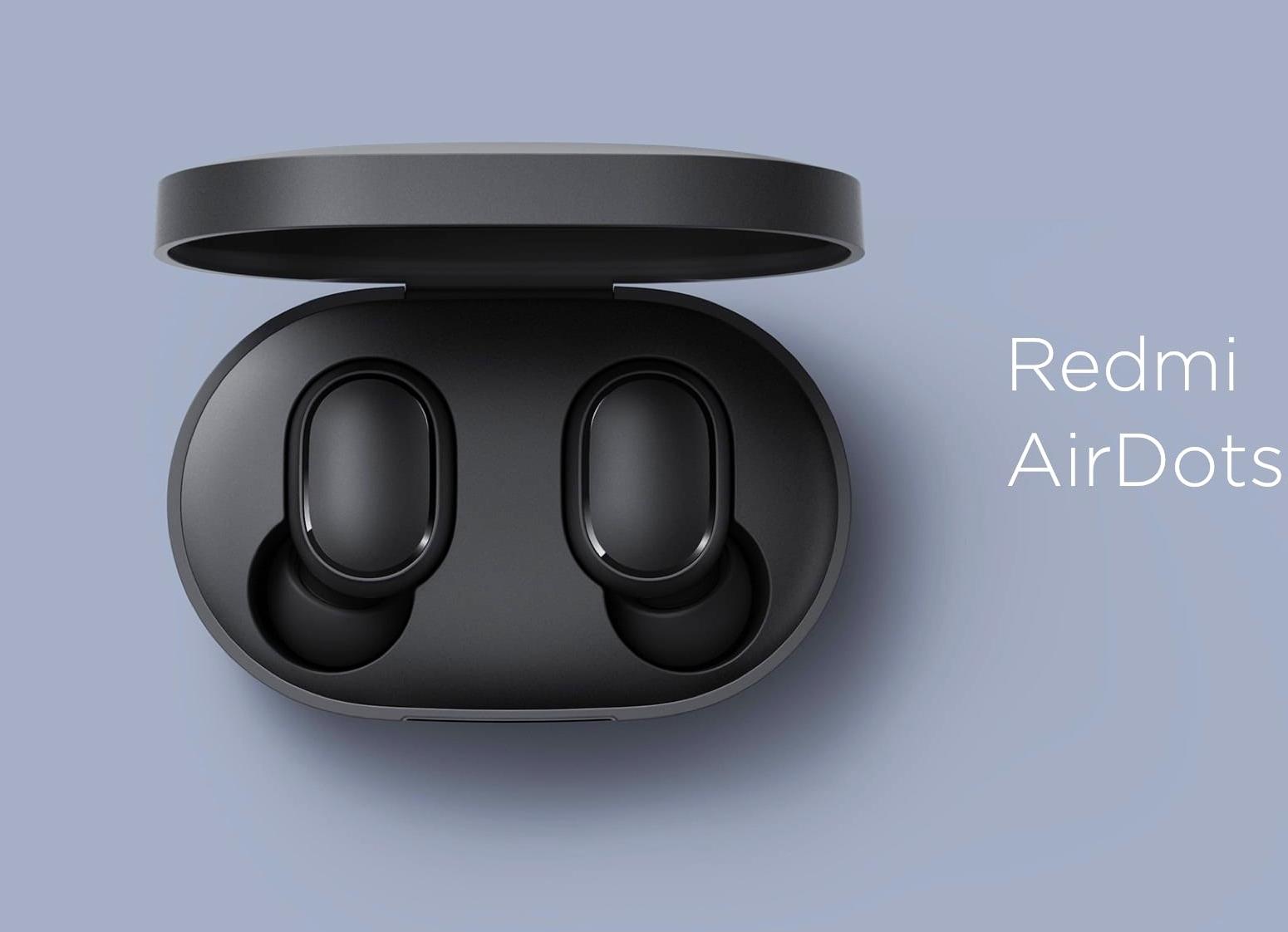 Как подключить AirDots?