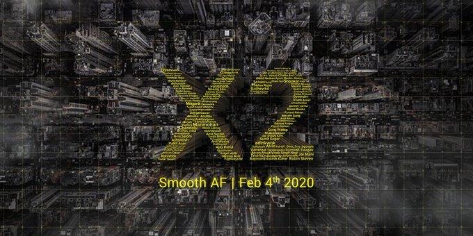 дата выхода Poco X2