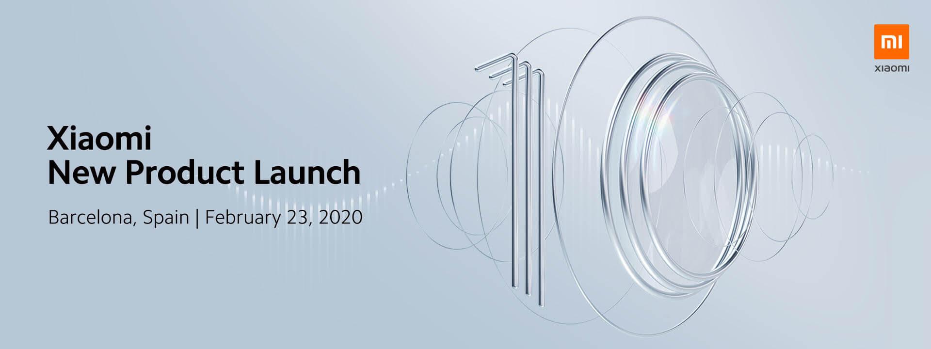 Xiaomi Mi 10 дата презентации