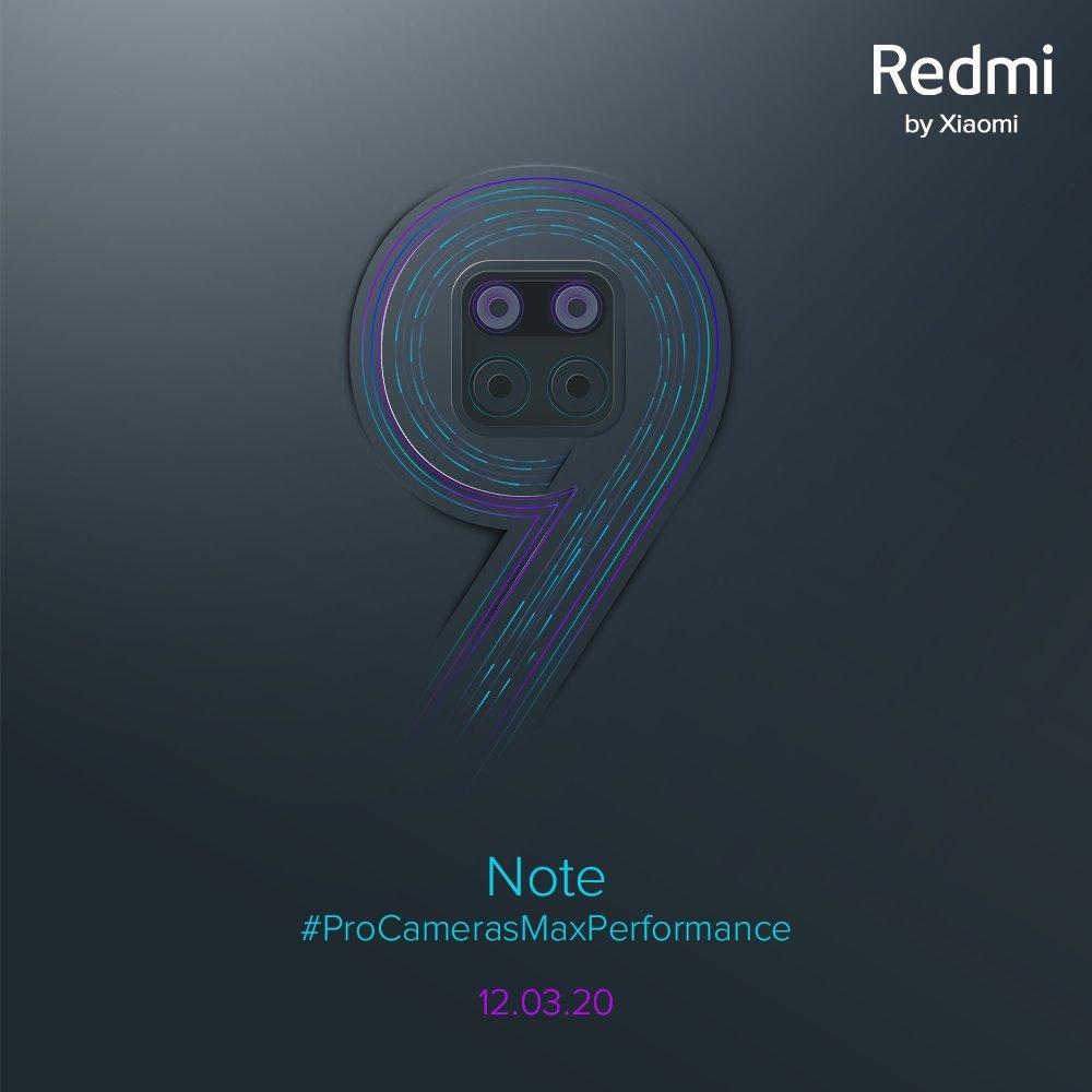 Презентация Redmi Note 9 Pro