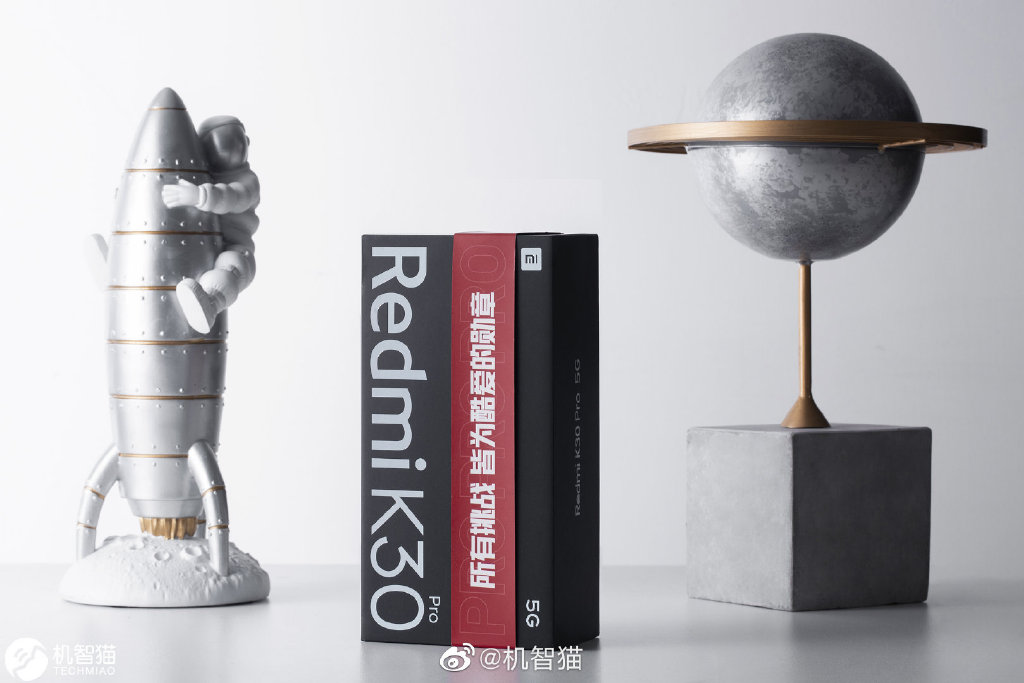 комплектация Redmi K30 Pro