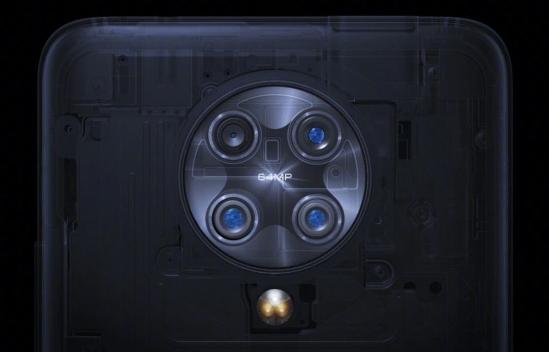 Камера Redmi K30 Pro
