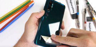 краш-тест Xiaomi Mi Note 10