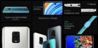 Обзор Redmi Note 9 Pro