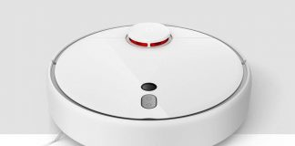 инструкция для Xiaomi Mi Robot 1s