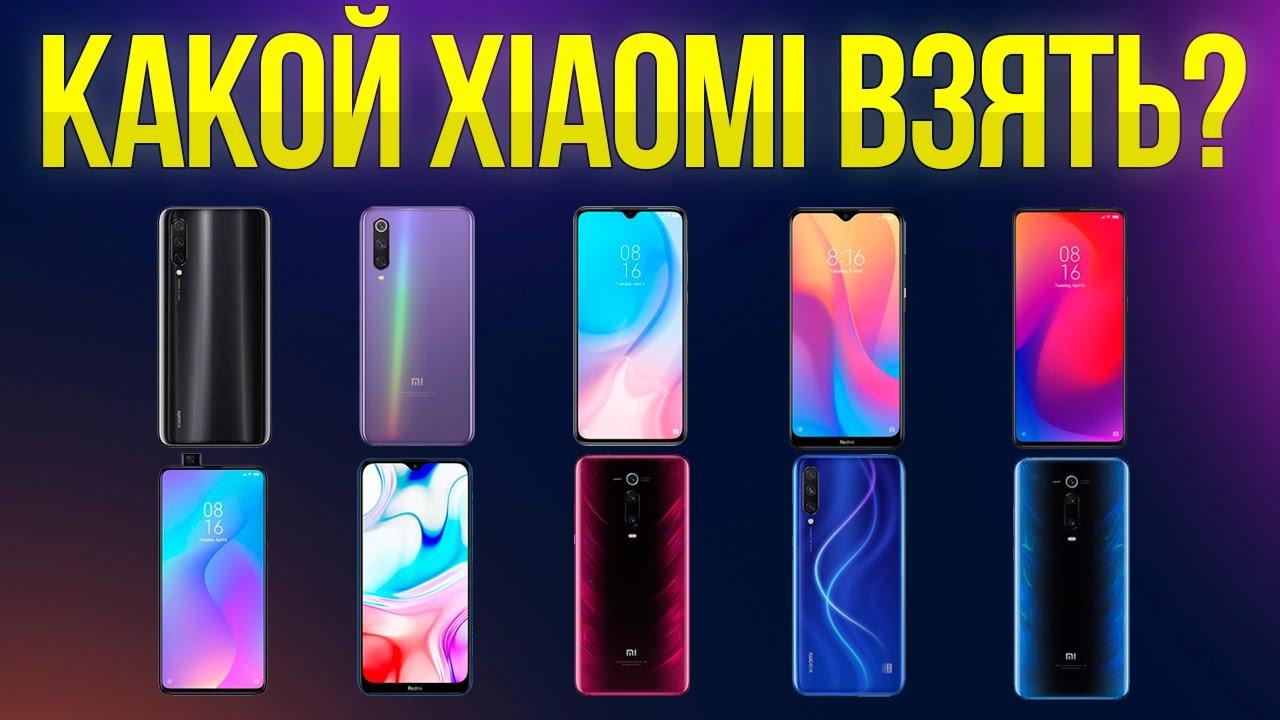 новинки Xiaomi 2020