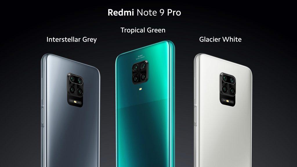 NFC Redmi Note 9 PRO