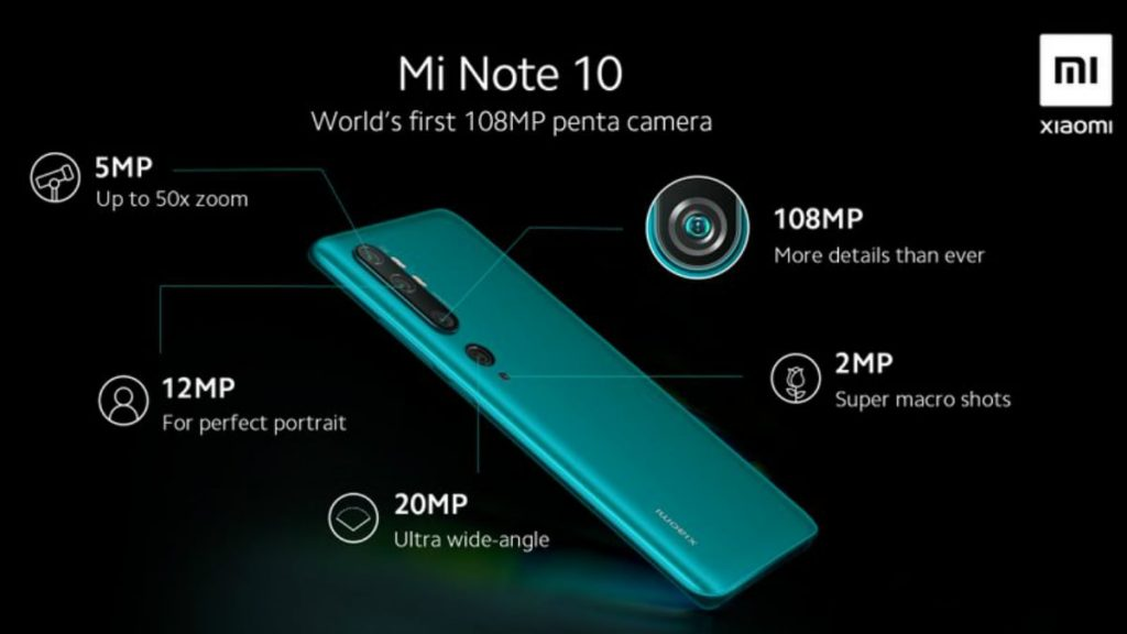 инструкция Xiaomi Mi Note 10