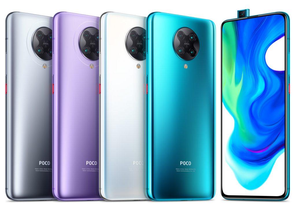 Тест производительности AnTuTu Xiaomi Pocophone Poco F2