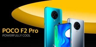 В тесте AnTuTu Xiaomi Pocophone F2 Pro