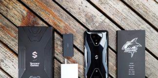 тест AnTuTu Xiaomi Black Shark 3