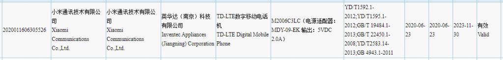 характеристики Xiaomi Redmi 9A