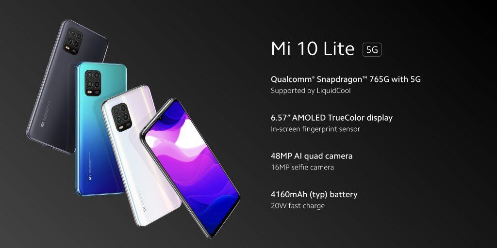 В тесте AnTuTu Xiaomi Mi 10 Lite 6/64Gb набрал 317339